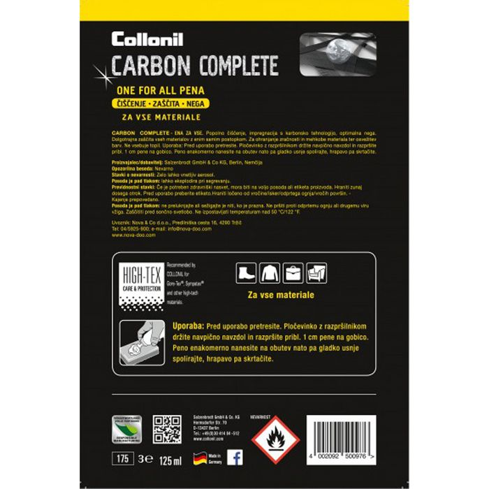 CARBON COMPLETE SET 11898943